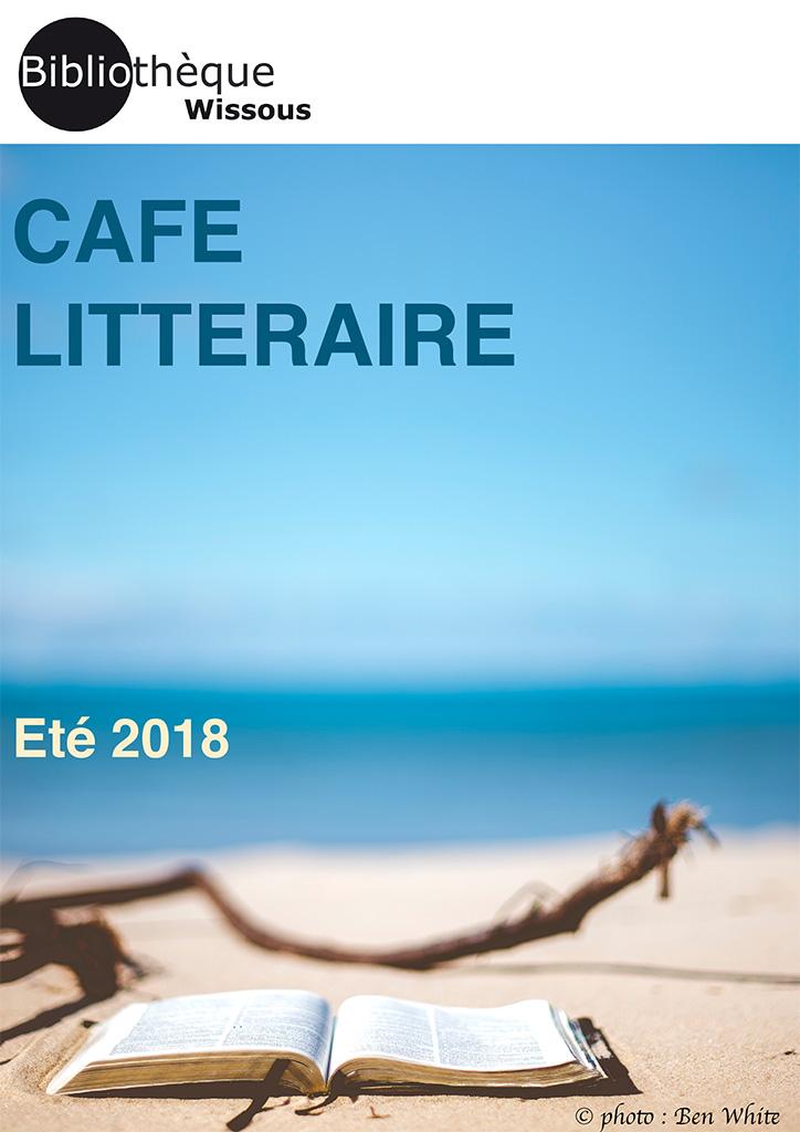 Café littéraire juin 2018