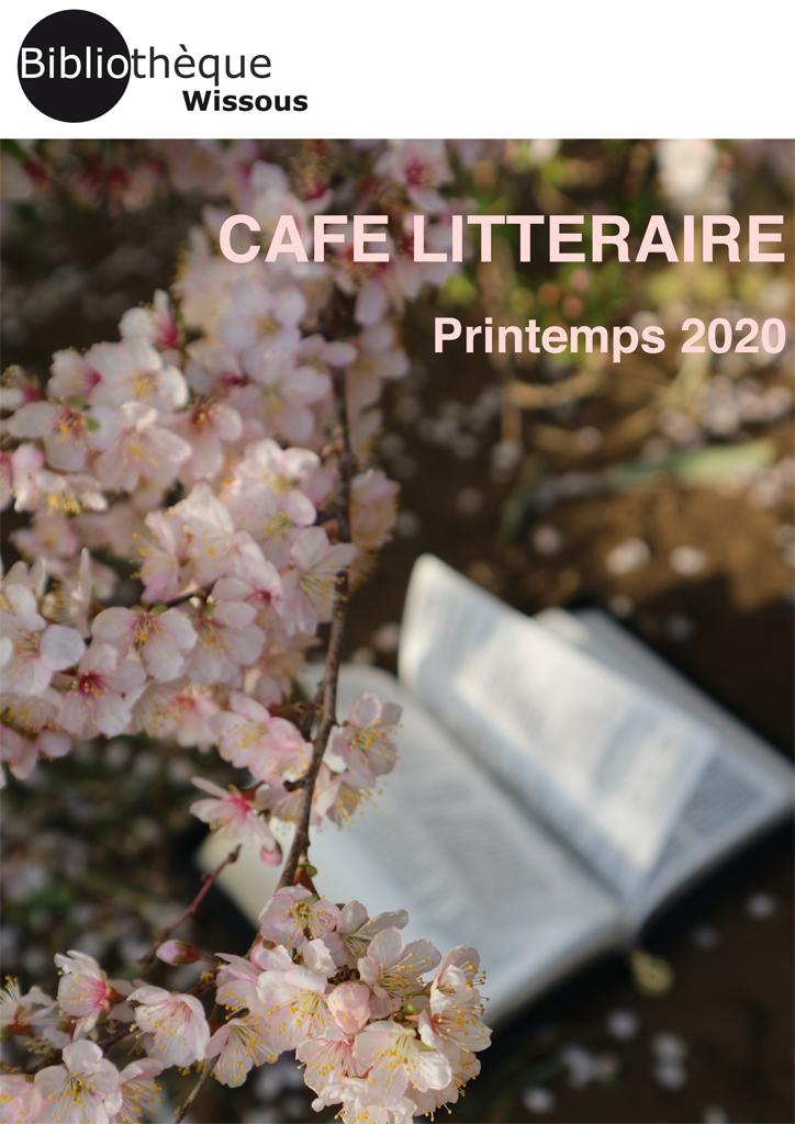 Café littéraire mars 2020