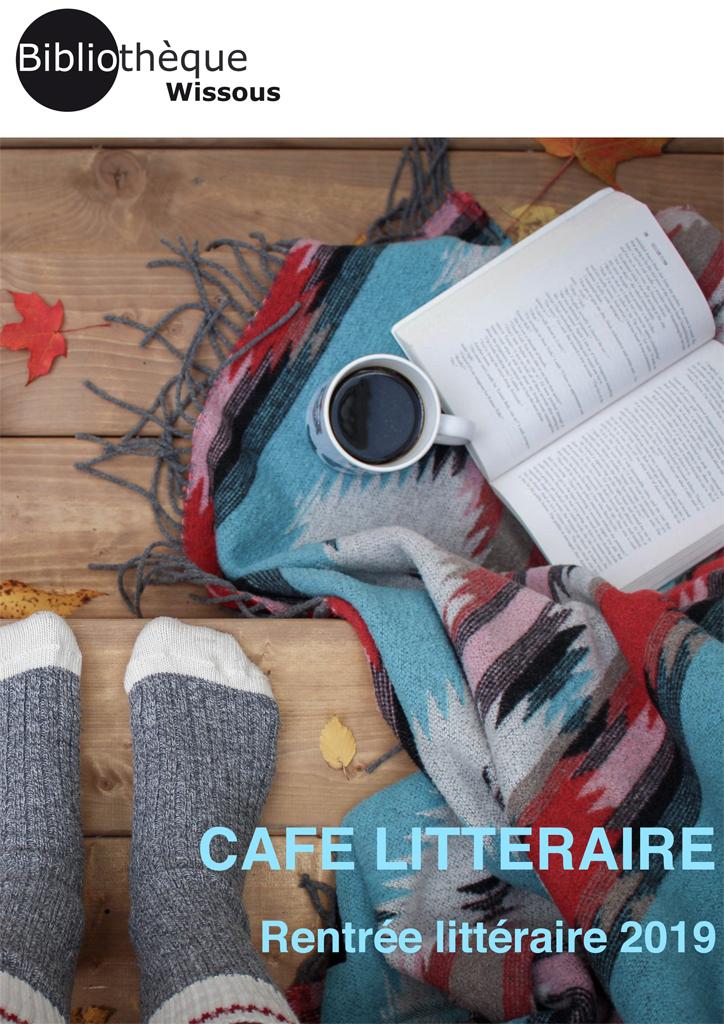 Café littéraire 2019