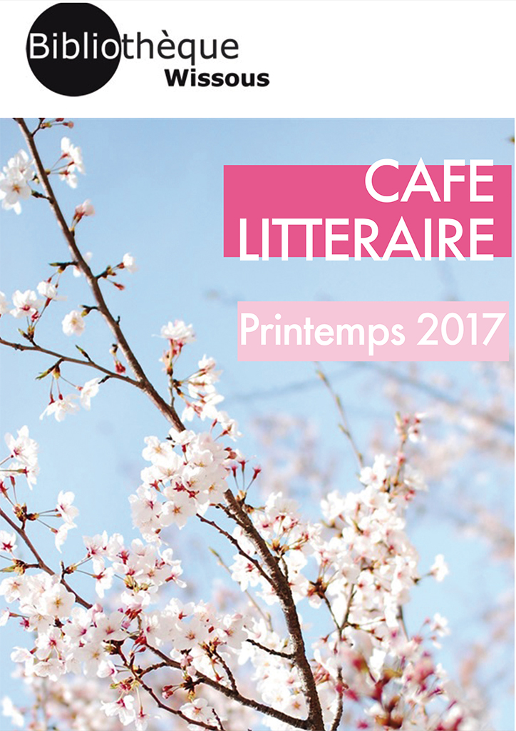 Café littéraire avril 2017